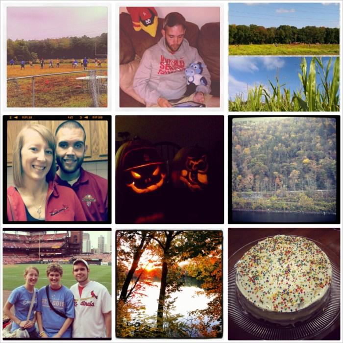 Instagram - Oct