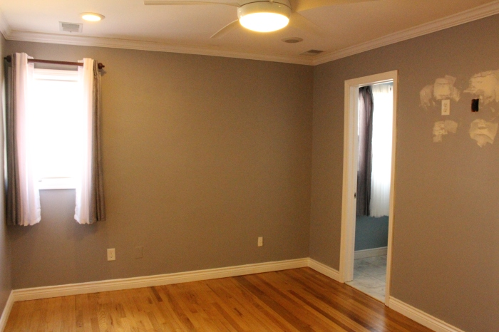 closing-master bedroom