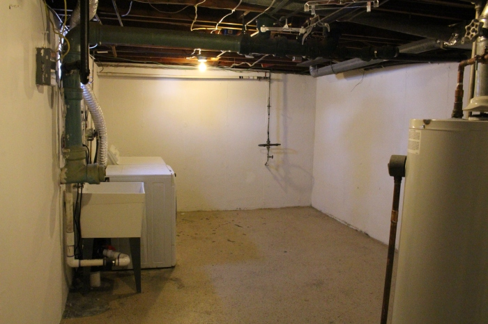 closing - basement