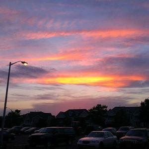 sunset 06.16.2014